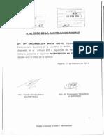 Solicitud PSOE Ley BIC