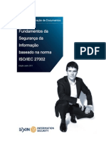 Preparation Guide Information Security Foundation - Brazillian Portuguese 0110 PDF
