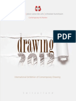 Exhibition Catalog of Drawing 2012