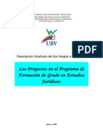 Descriptores 4 Proyectos