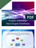 Grupos Familiares - Proj Shekinah Para Implantação