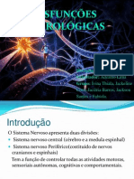 Slide de Disturbios Neurologicos