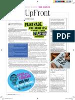 Be Fair and Shop Fairtrade