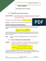 06.01 - Dynamique Des Solides