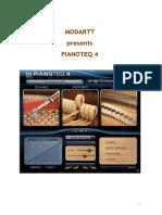 Pianoteq English Manual