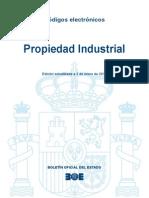 Código de Propiedad Industrial