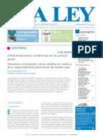 Diario La Ley 21 de Febrero de 2014