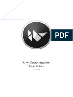 Kivy Latest | Computer Programming | Software