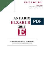 Anuario de Jurisprudencia Sobre PI&I 2011 - Elzaburu