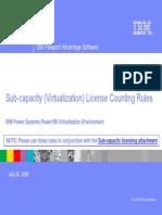Scenarios PowIBM Power Systems PowerVM Virtualization Environmenter Systems