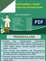 Praktikum Amobil Dan Kinetika KAE Kel 31