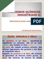 Industrias de Óleos, Gorduras e Ceras