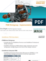 SolidWorks PDM Implementation