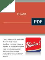 Ciocolata Poiana Prezentare PowerPoint