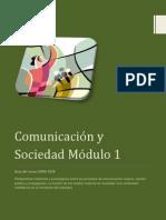 Comunicación y Sociedad Parte 1