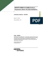 Nortel S8000/S12000 CEATS Install