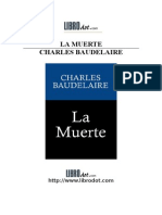 Baudelaire Charles LA MUERTE