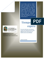 TIEMPOS de ESPERA (Neoconservadurismo y Movimientos Sociales)