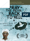 Study Guide Pray the Devil Back to Hell