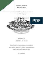 UTILITY FOG ASHWIN THOTTUMKARA Title