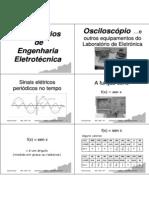 LEE 2013-14 - Osciloscopio e Outros Equipamentos-p b