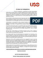 Comunicado conjunto acta nº13- UGT-USO