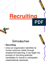 04 Recruitment