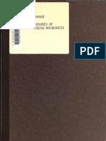(1905) Studies of Feeble-Mindedness by Shepherd Ivory Franz, 1874-1933