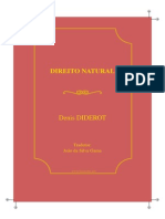 Diderot Direito Natural