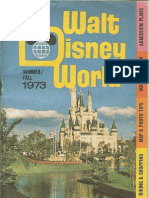 Disney World Guide 1973