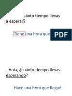 Errores de Español A2-L9
