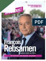 Dijon avec vous - Notre projet pour Dijon