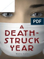 A Death-Struck Year Excerpt by Makiia Lucier