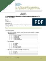 2 EXAMEN Estimulos Detox Homeopatia y Rad. Libres
