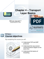04 - Transport Layer Basics