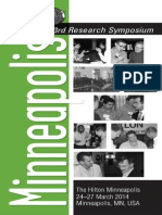 Research 2014 Program