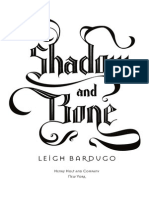 Shadow and Bone Excerpt