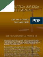 informaticajuridicadocumental-091130182438-phpapp01