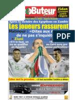 LE BUTEUR PDF du 11/10/2009