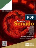 Periódico Somos Senado - Edición 9