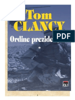 Clancy Tom - Ordine Prezidentiale Vol 1 v2.0