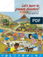 Lets Learn to Prevent Disasters