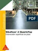 Sikafloor 3 Quartz Top