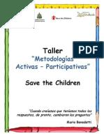 Manual Taller Metodologia Act-Partiicitivas