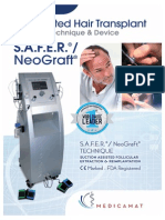 ENG - S.A.F.E.R.®/NeoGraft® hair transplant technique & device