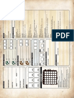 Iron Kingdoms RPG - Steamjack Sheet.pdf