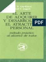 Jagot, Paul - El Arte de Adquirir y Desarrollar El Atractivo Personal