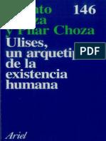 Ulises, Un Arquetipo de La Existencia Humana.