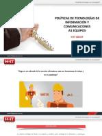 Presentacion Politicas TIC