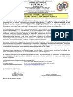 comunicado de denuncia  apoyo al justo pliego de sintransportempo